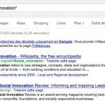 Social Innovation Google